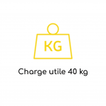 Charge utile 40kg