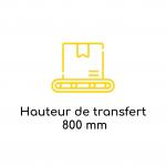 Hauteur de transfert LD90 RG