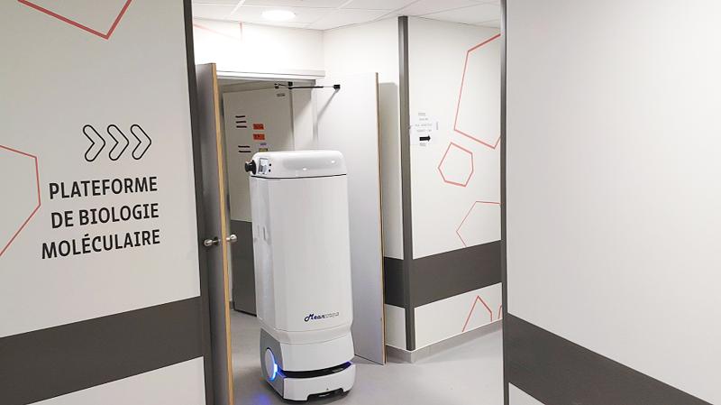 Read more about the article Les applications de la robotique mobile intelligente pour les établissements de santé