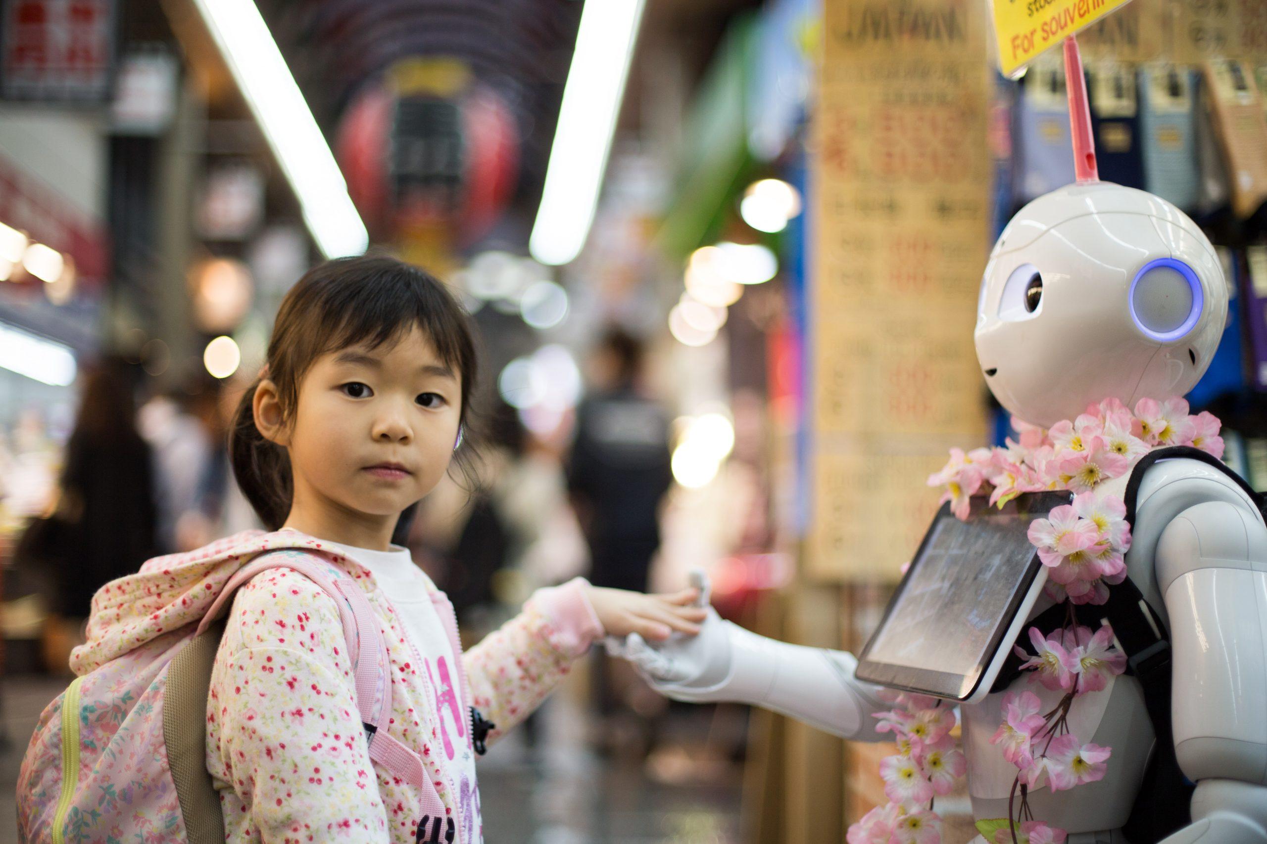 Read more about the article Robotique Humanoïde : Sommes-nous en train de perdre notre humanité ?