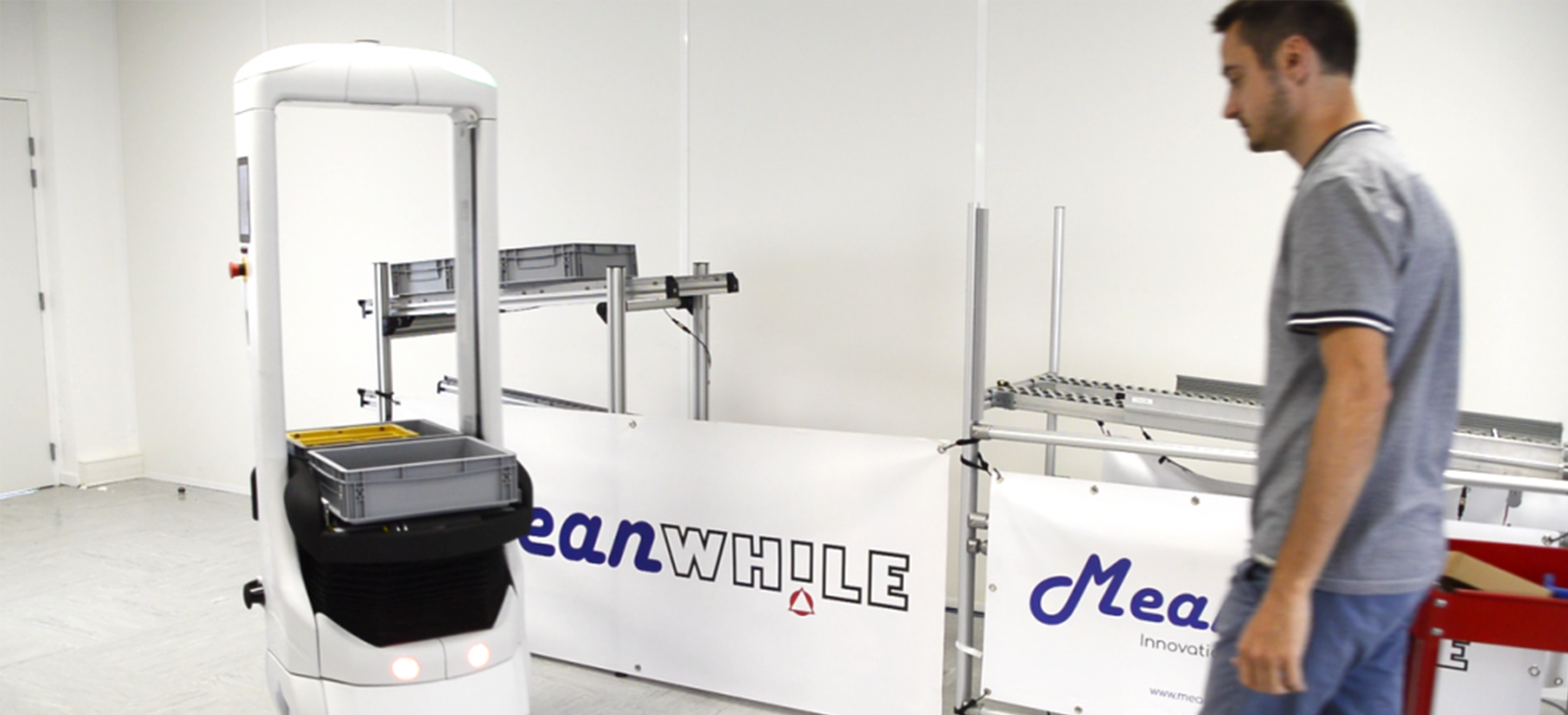 Read more about the article Les robots mobiles autonomes, un système résilient