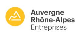 Logo Auvergne Rhône-Alpes Entreprises