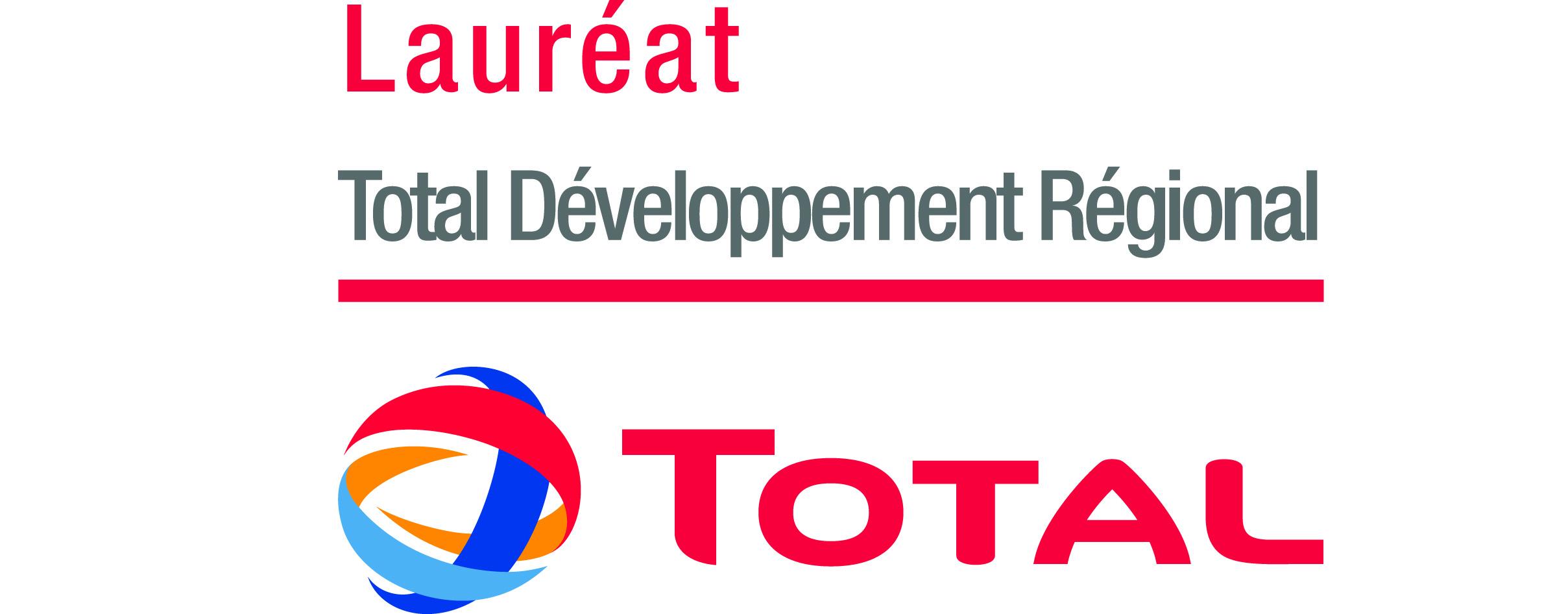 Logo lauréat Total Développement