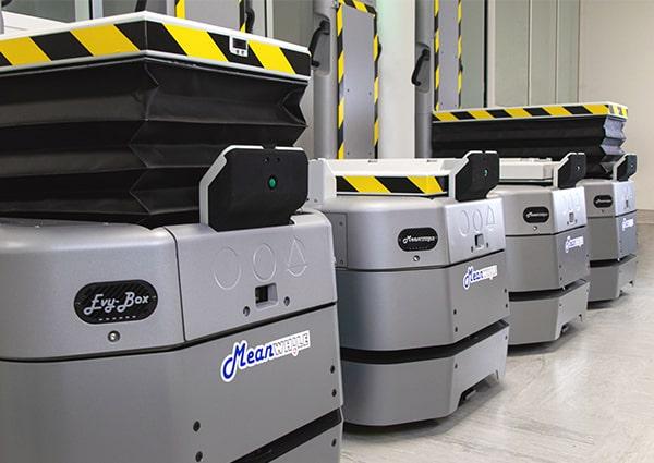 Robots autonomes Evy-Box